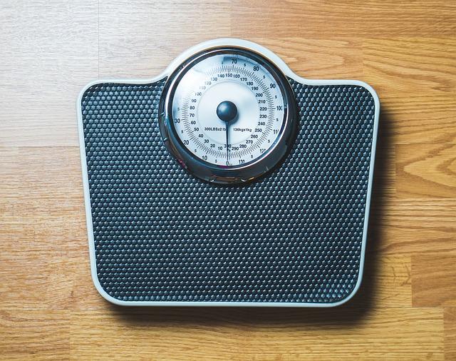 stupnice váhy