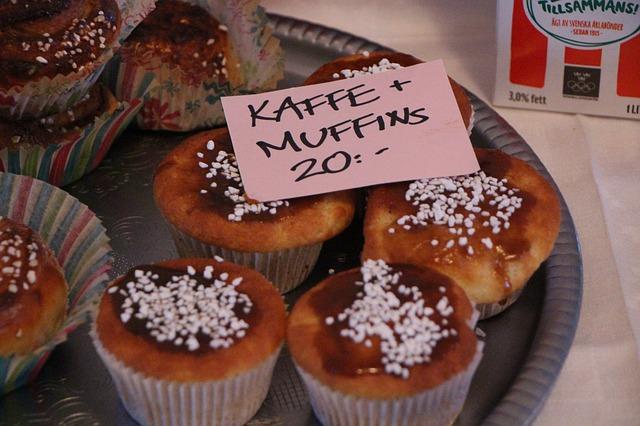 cenovka na muffinech