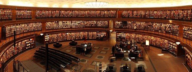 knihovna univerzity
