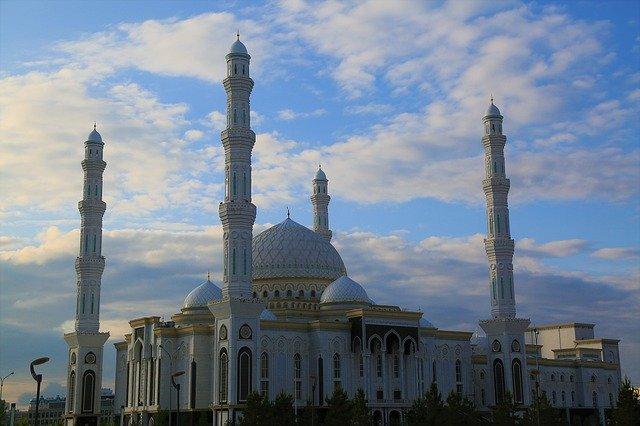 minaret dome