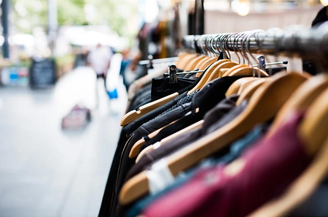 prodejna oblečneí
